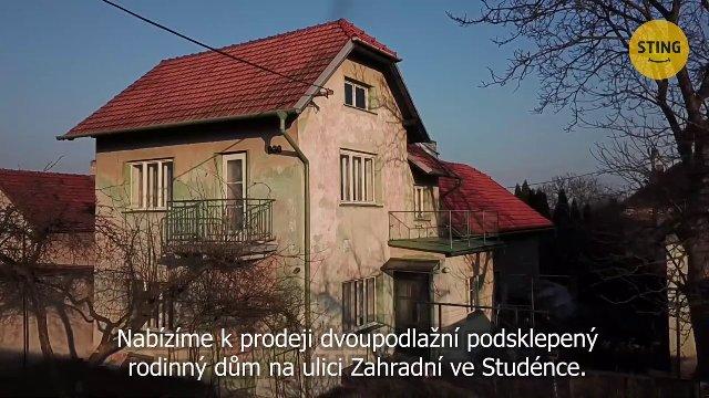 Rodinný dům na prodej, Studénka