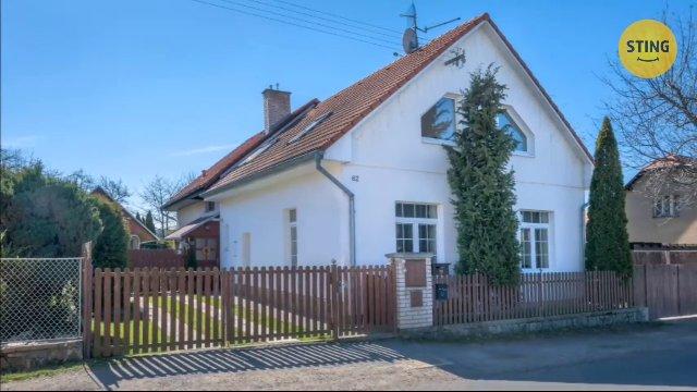 Rodinný dům, Lukavice - video prohlídka