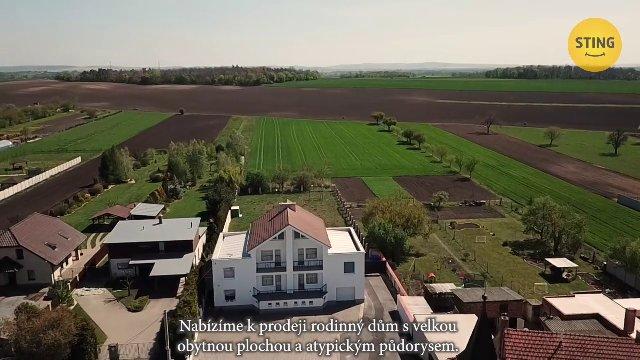 Rodinný dům, Otmarov - video prohlídka