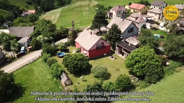 Rodinný dům na prodej, Jestřebí