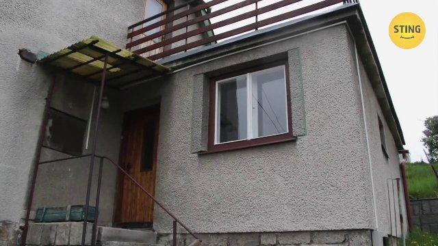 Rodinný dům, Žulová - video prohlídka
