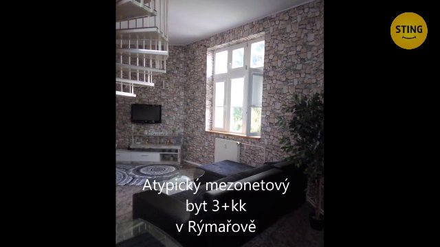 Byt 3+kk na prodej, Rýmařov / Sokolovská