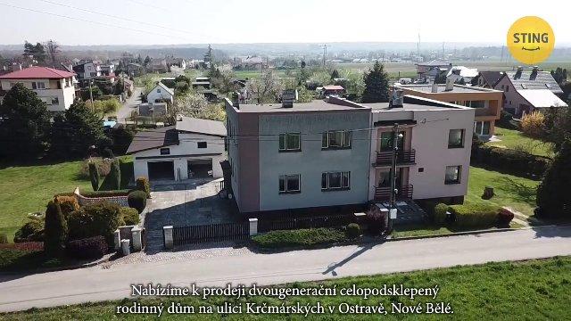 Stavební pozemek na prodej, Ostrava / Nová Bělá