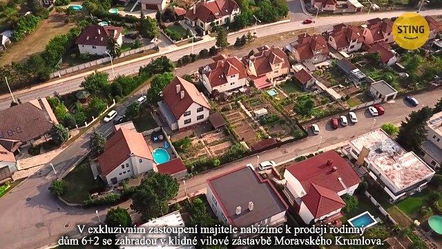 Rodinný dom, Moravský Krumlov - video prehliadka