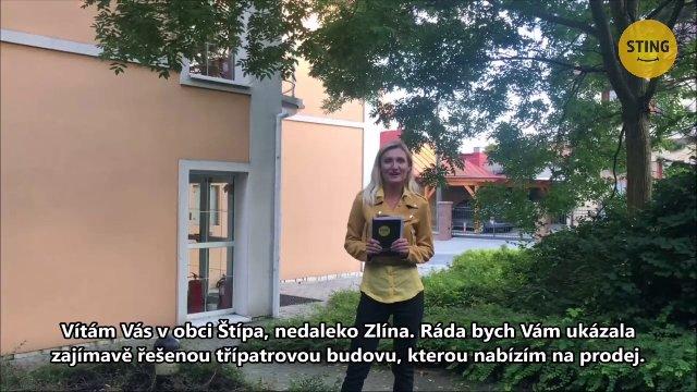 Komerčná nehunuteľnosť na predaj, Zlín / Štípa