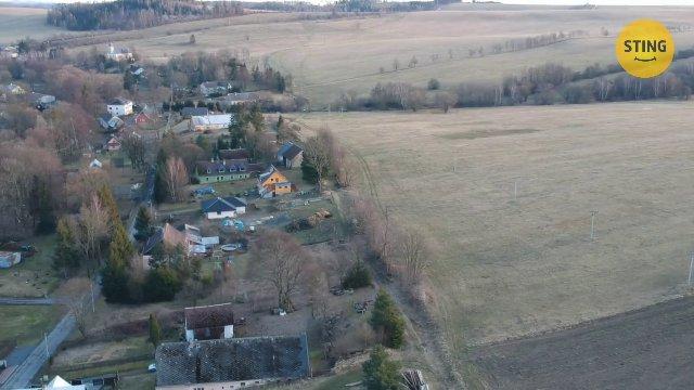 Pozemek pro bydlení na prodej, Václavov u Bruntálu