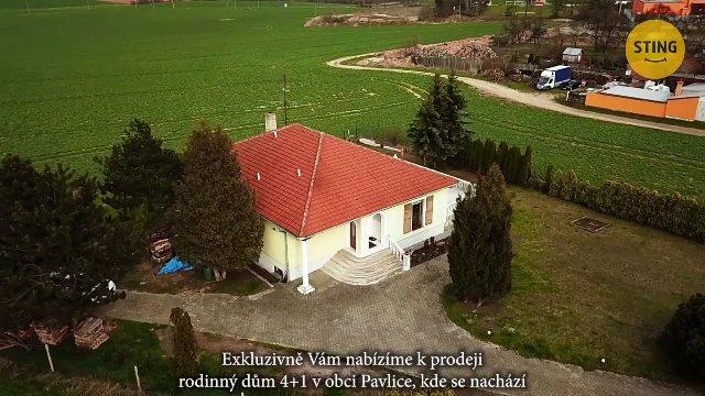 Rodinný dom na predaj, Pavlice