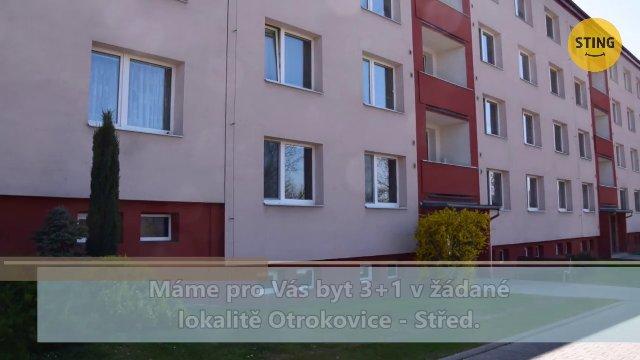 Byt 3+1 na prodej, Otrokovice / Jiráskova
