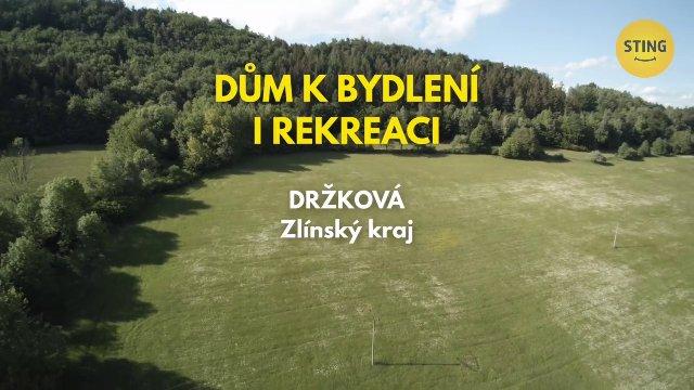 Rodinný dům, Držková - video prohlídka