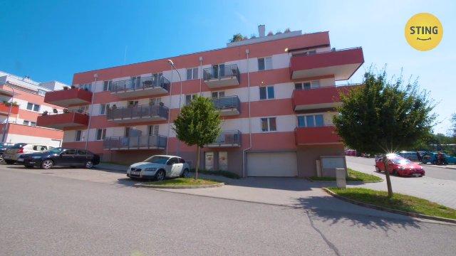 Byt 2+kk na prodej, Brno / Žebětín, ulice Říčanská