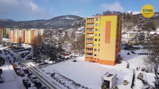 Byt 3+1 na prodej, Ústí nad Labem / Krásné Březno, ulice Keplerova