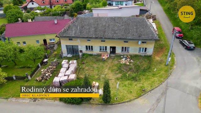 Rodinný dům na prodej, Kladníky