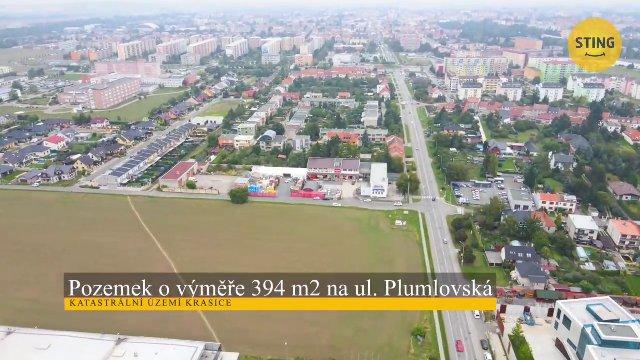Pozemek pro komerci na prodej, Prostějov / Krasice