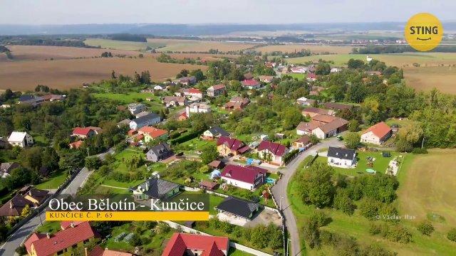 Stavební pozemek na prodej, Bělotín / Kunčice