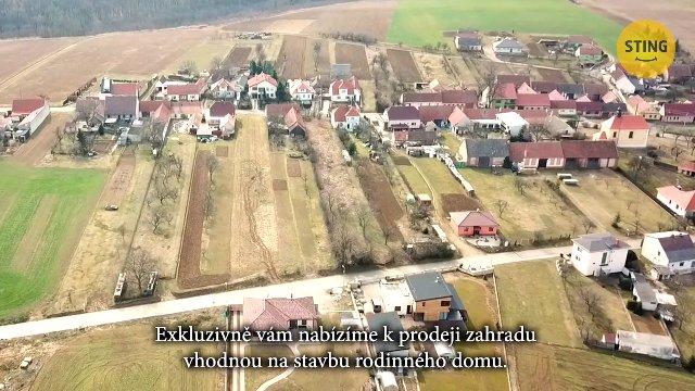 Stavební pozemek na prodej, Moravský Krumlov